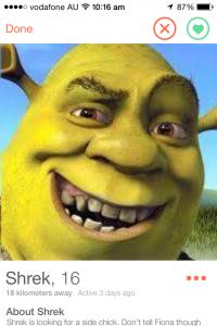 Shrek?