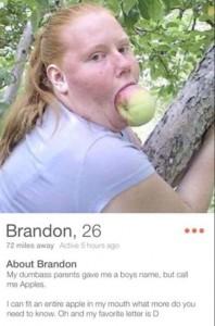 apples and brandon