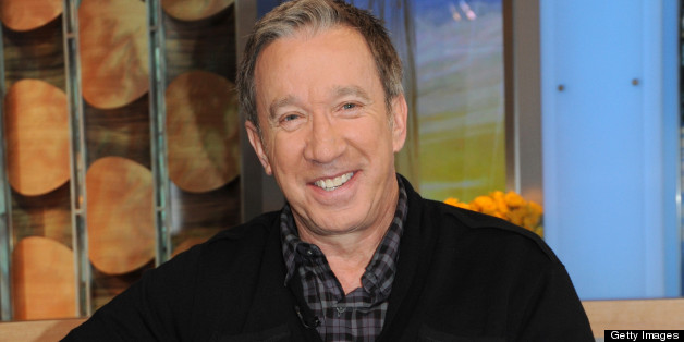 """GOOD MORNING AMERICA - Tim Allen of ABC's """"Last Man Standing"""" is a guest on """"Good Morning America,"""" 1/31/13, airing on the ABC Television Network. (Photo by Donna Svennevik/ABC via Getty Images) TIM ALLEN"""