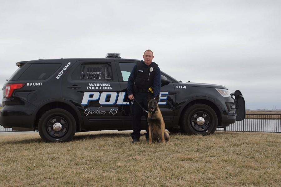 police dog