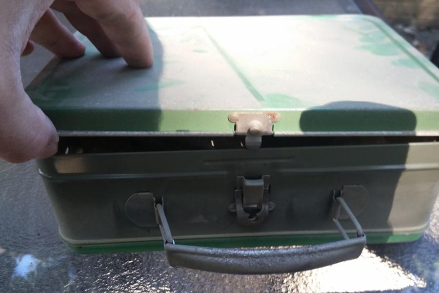 hidden box