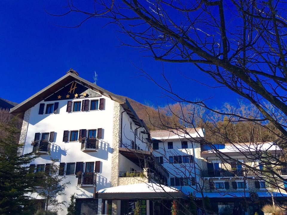 Source Facebook/Hotel Rigopiano