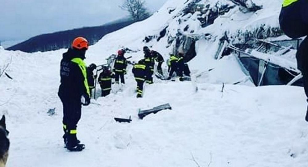 Source Instagram/Italian Firefighters